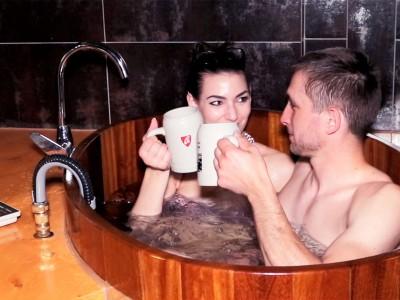 Pivné kúpele Čertov