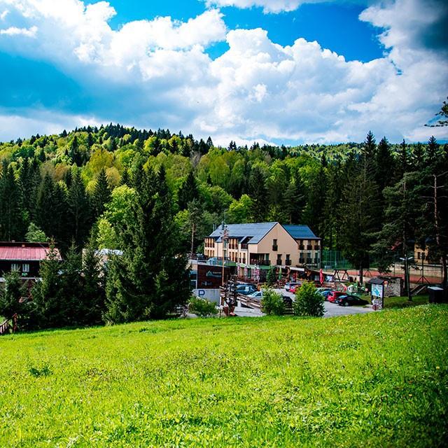 Prázdniny v lete na horách
