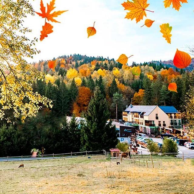 Jesenný pobytový balíček