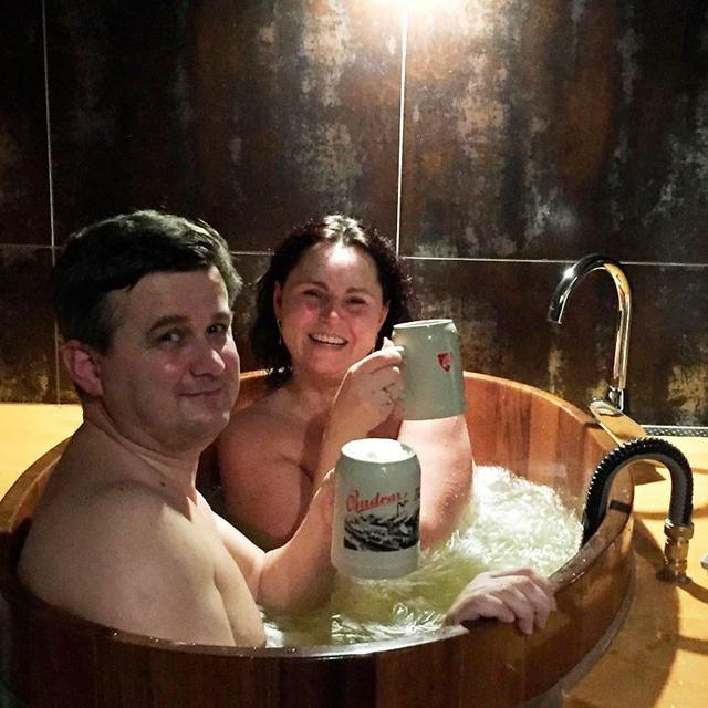 Pivné kúpele